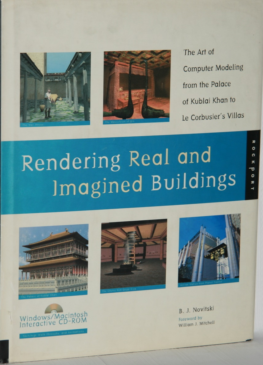 Rendering Real and Imagined Buildings