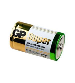 Батарейка GP LR20 13A-BC2 ПОШТУЧНО
