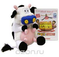 Анимированная игрушка 14720/2 Хихикающая Коровка