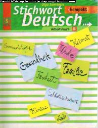 Немецкий язык. Ключевое слово - немецкий язык компакт. 10-11 класс: Раб.тет.В