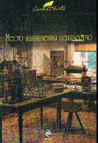 Место назначения неизвестно: Детективный роман