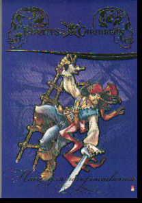 Раскраска Пираты-2 Pirates of the Caribbean: Набор для раскрашивания