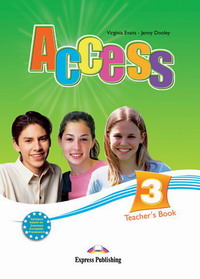 Access 3. Teacher's Book
