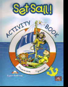 Set Sail! 1. Activiti Book