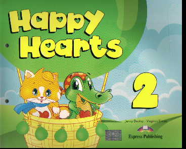 Happy Hearts 2. Pupil's Book