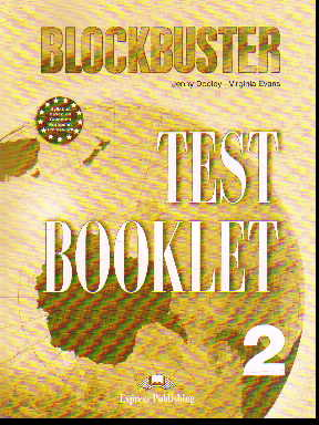 Blockbuster 2: Test Booklet