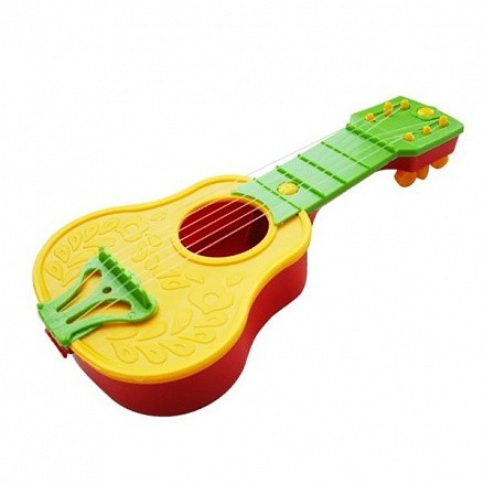 Гитара пластмас.