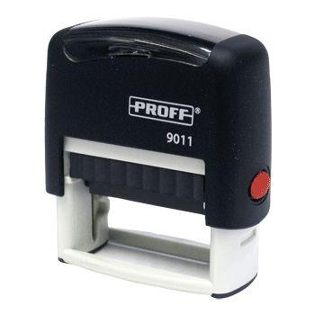Proff Оснастка автоматическая для прямоугольных печатей 38*14 мм