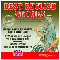 CD BEST ENGLISH STORIES рассказы на английском языке читают носители языка