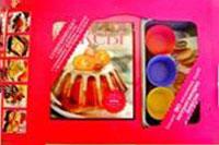 АКЦИЯ Кексы (Книга + формы для выпечки)