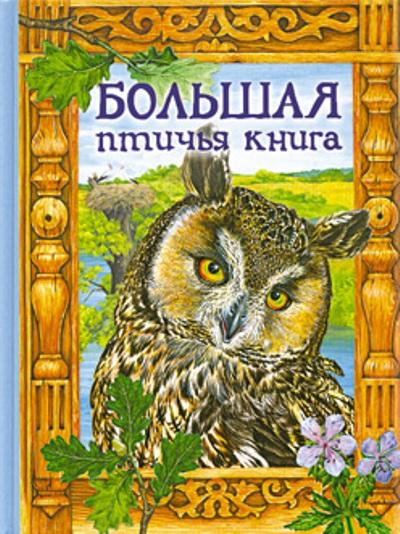 Большая птичья книга: Сказки