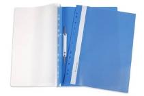 Папка-конверт А4 Berlingo с клапаном синяя горизонт