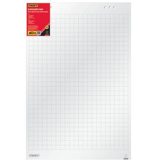 Блок бумаги для флипчарта 60*90 20л клетка