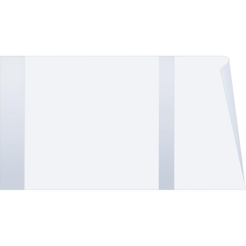Обложка А4 для контурн. карт и атласов (1 ШТ) (306*560) 100, 150, 200