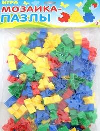 Развивающая Мозаика-пазлы 115 дет