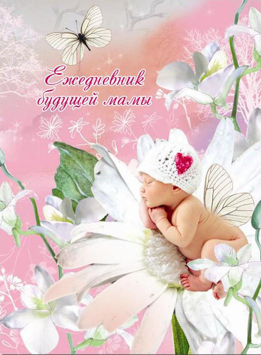Ежедневник будущей мамы Спящий малыш
