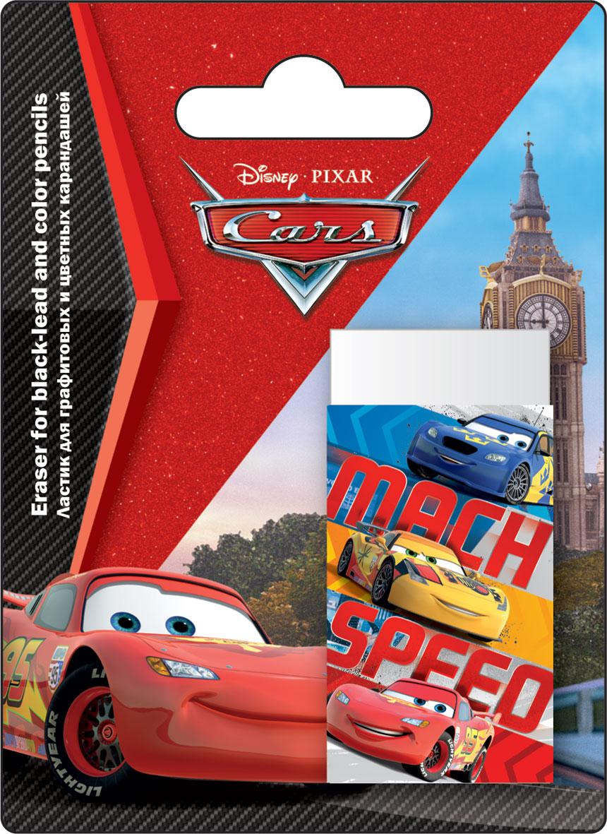 Ластик Disney Cars прямоуг.