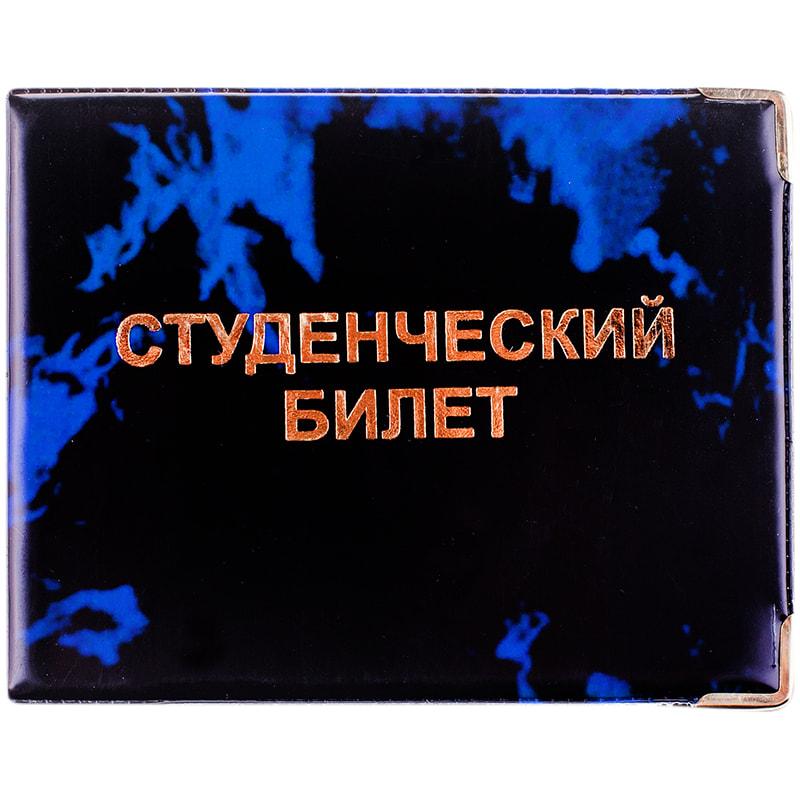Обложка Студенческий билет ПВХ глянц