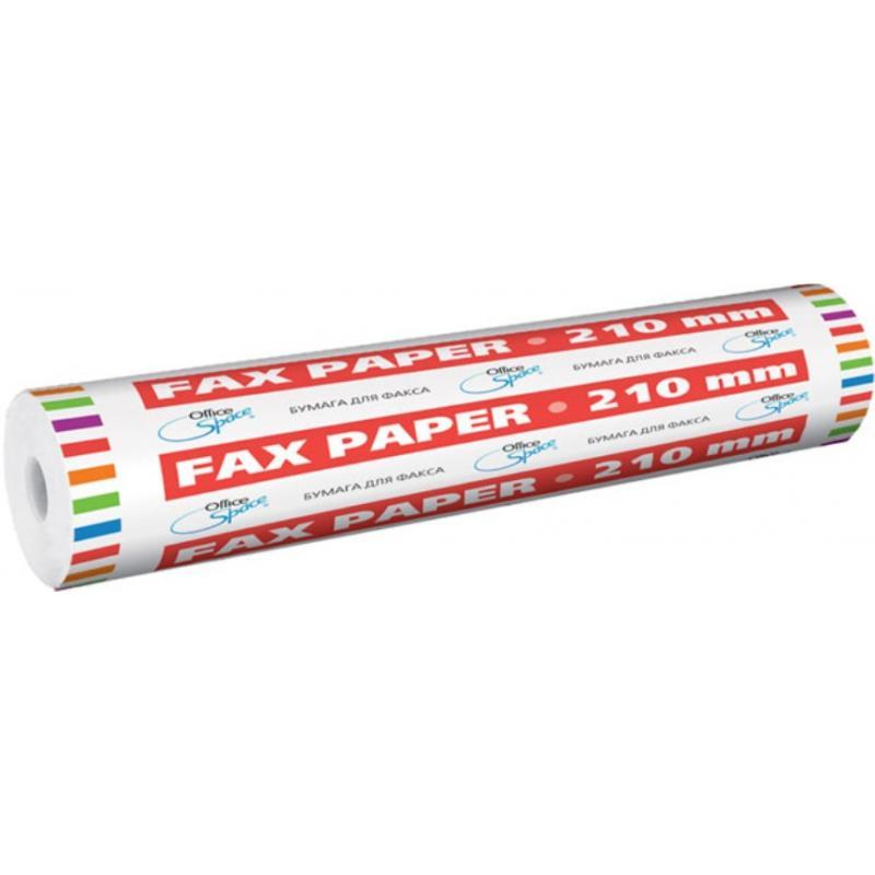 Бумага для факса 210*30*12 термо