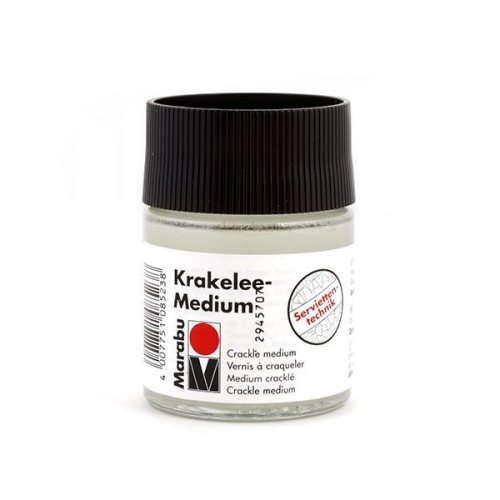 Медиум для техники кракелюра Crackle medium 50мл