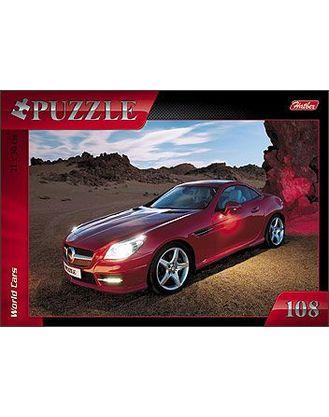 Пазл 108 Red Car