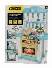 Электронная кухня Zanussi 94 см. 28 аксесс.