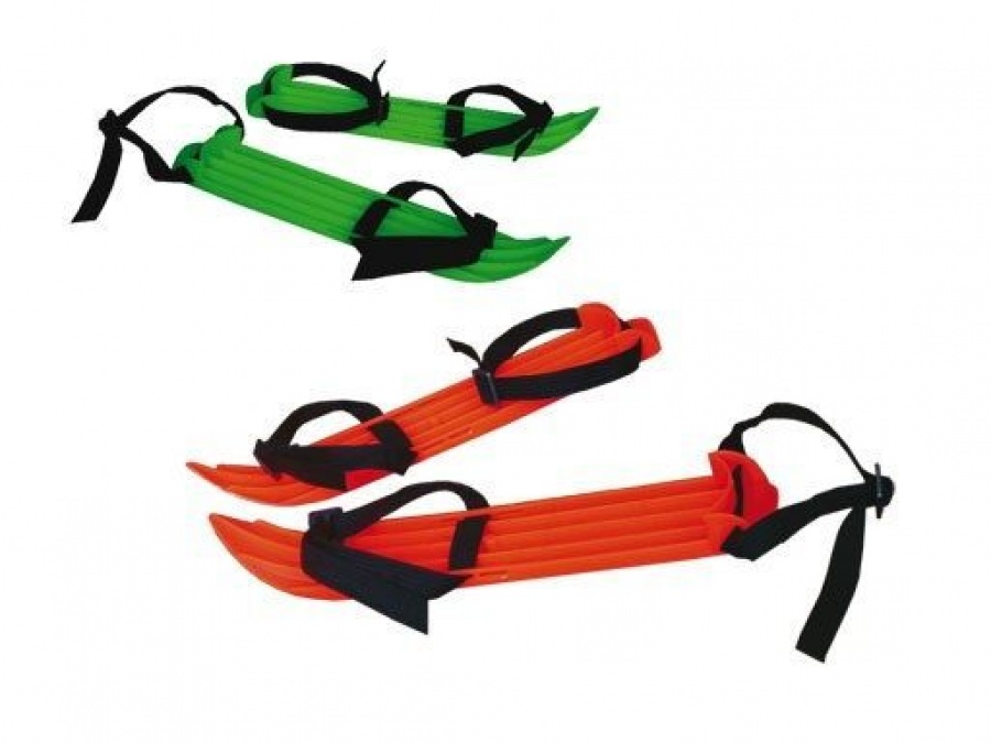 Лыжи Mini пластмас.