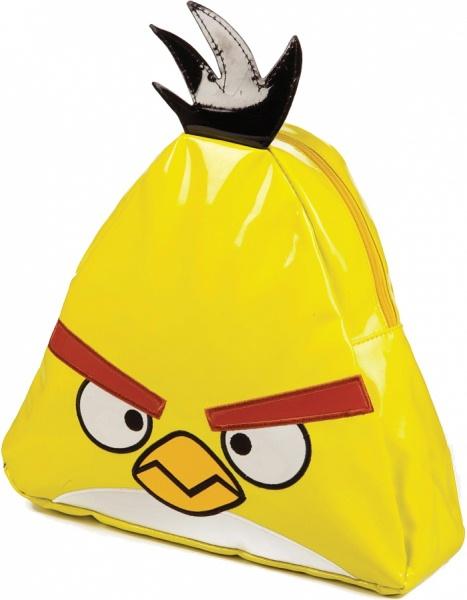 Рюкзак Angry Birds желтый мини