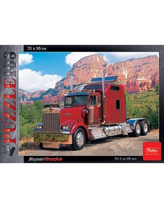 Пазл 108 Super Truck
