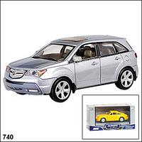 Машина Acura MDX 2007 метал. 1:43