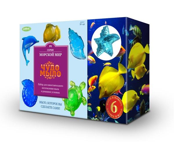 Чудо мыло Морской мир №2 (большой NEW)