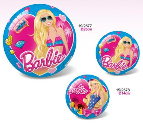Мяч 14см Barbie jean