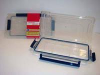 Органайзер для бисера 18*27 прозр. пласт.