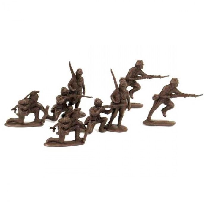 Набор солдатиков Японская пехота
