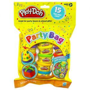 Play-Doh Для праздника Пластилин 15 банок