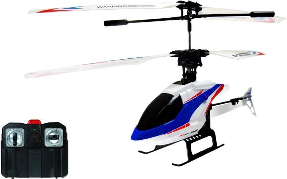 Вертолет Falkon на ИК управлении 17 см 2 канала