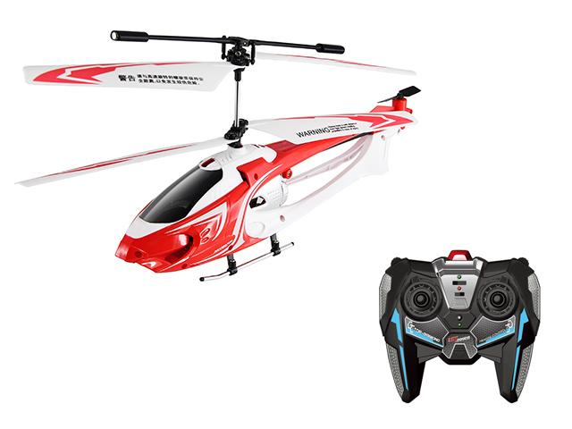 Вертолет Vol-Smart на ИК управлении с гироскопом