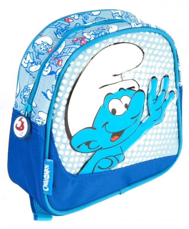 Рюкзак детский Смурфики мини