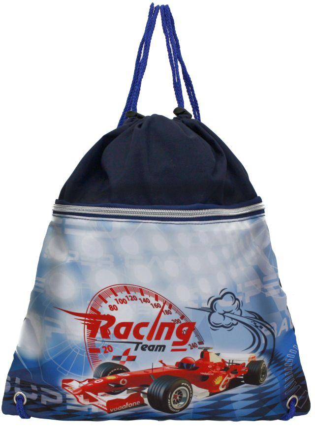 Мешок д/обуви Alliance Super Raceng Гонки синий