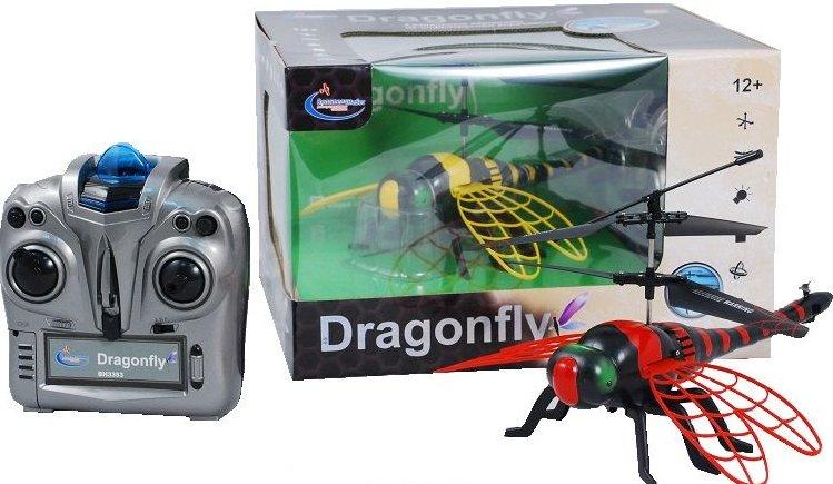 Летающая Dragonfly на ИК-управлении
