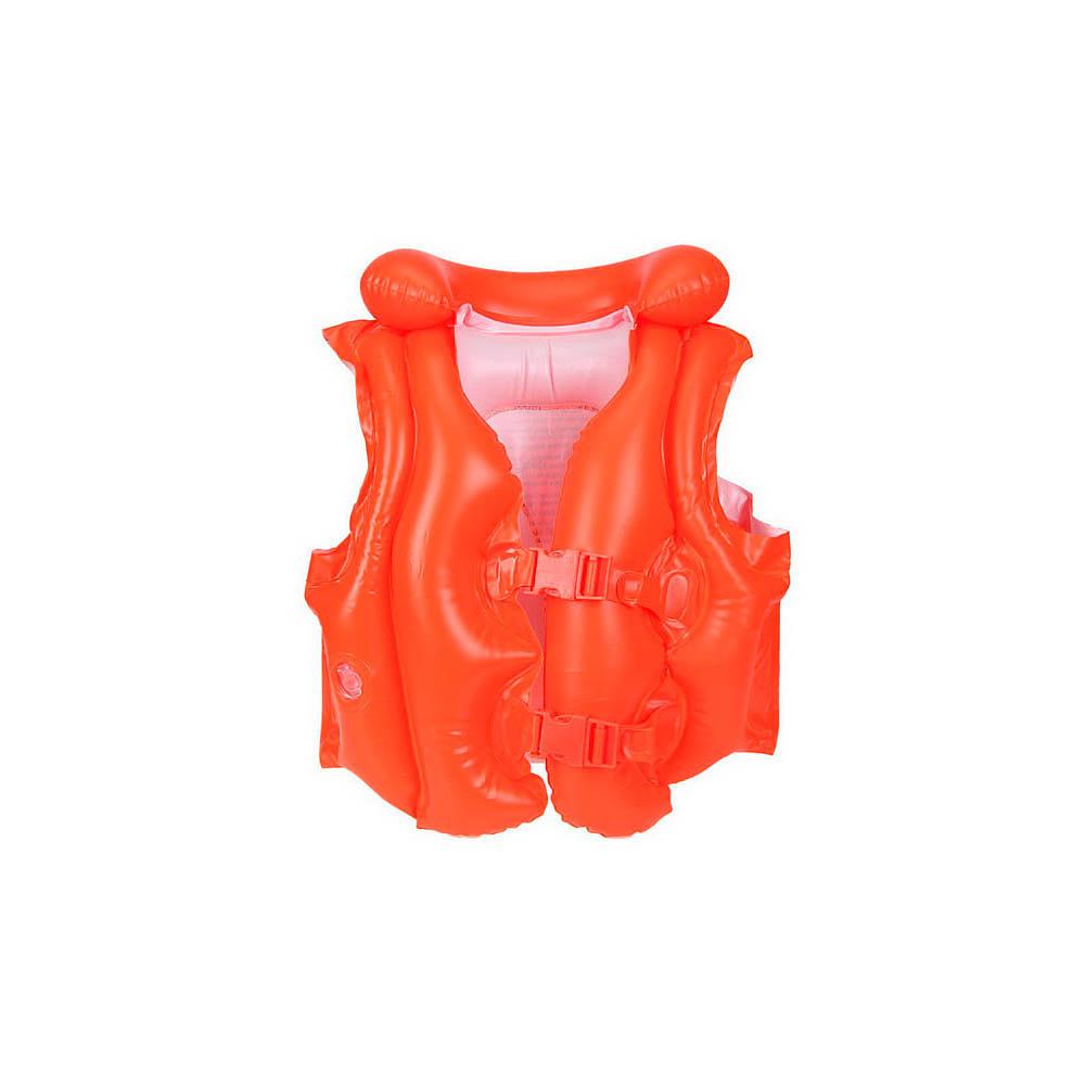 для плавания Жилет надувной оранж. (для детей 3-6 лет)