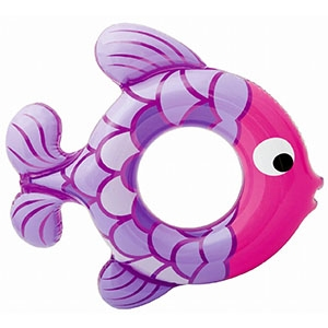 для плавания Круг детский Рыбки Swim Along (для детей 3-6 лет)