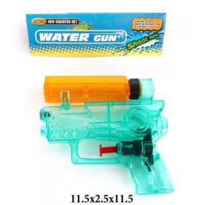 Бластер водяной 11,5 см. в ассортим.