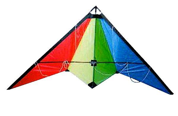 Воздушный змей Дельтаплан 150х11 см.