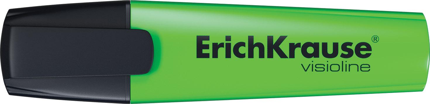 Маркер-выделитель зеленый EK V-12