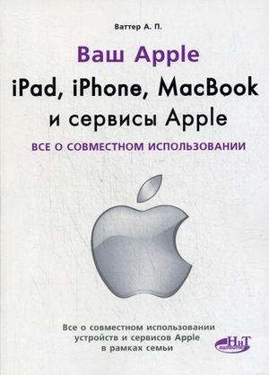 iPad, iPhone, MacBook и сервисы Apple: Все о совместном использовании. Руко