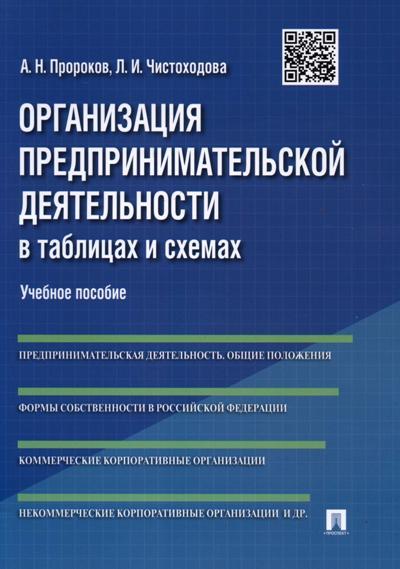 Организация предпринимательской деятельности в таблицах и схемах: Учеб. пос