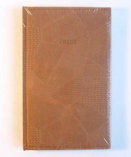 Телефонная книжка А5 BAZAR бежевый