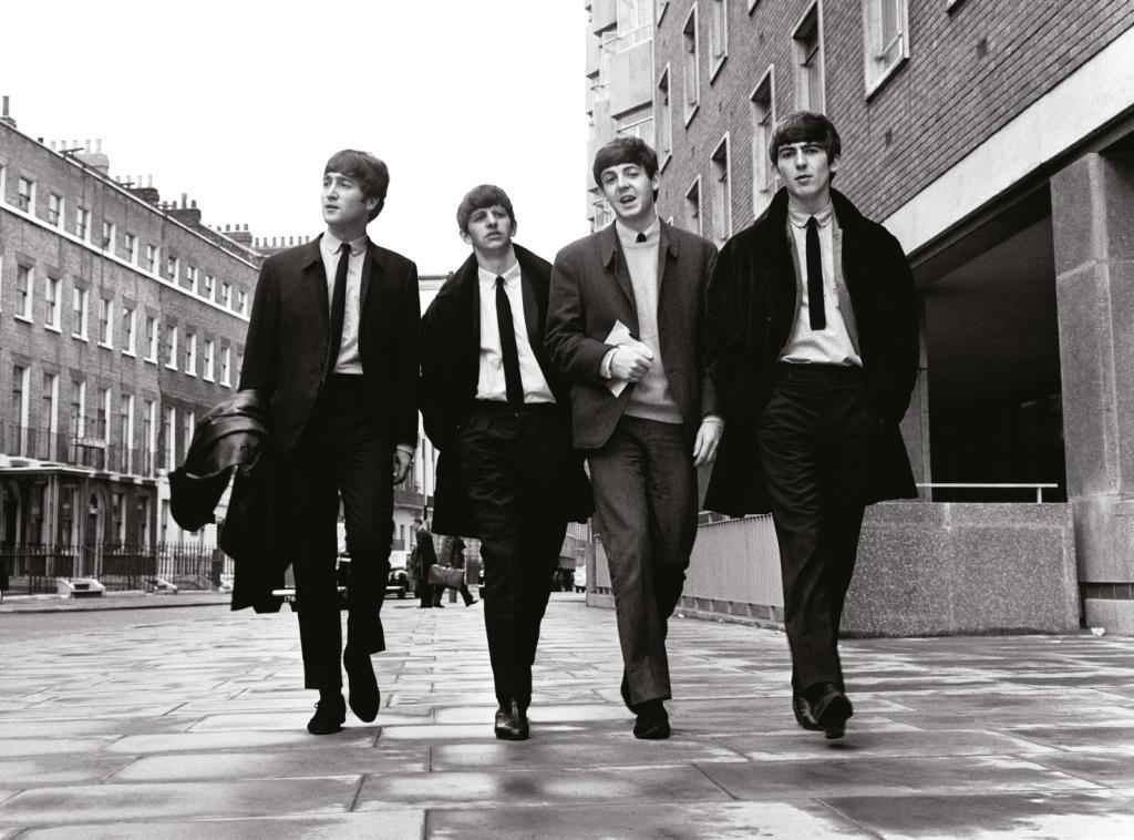 Пазл 500 Clementoni 21202 The Beatles в тубе