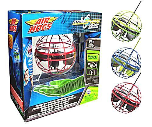 Радиоуправляемая Air Hogs Летающий шар (парит) на батар.